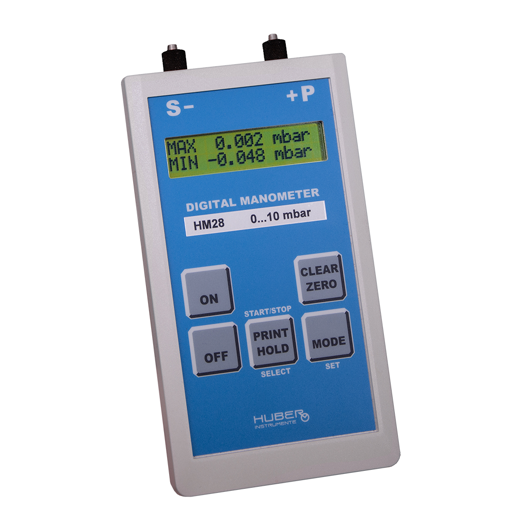 Digital Handheld Pressure Gauges